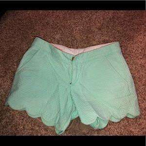 Lily Pulitzer 00 shorts